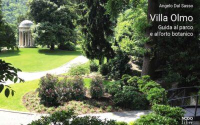 """Presentazione del libro:""""Villa Olmo, guida al parco e all'orto botanico"""""""
